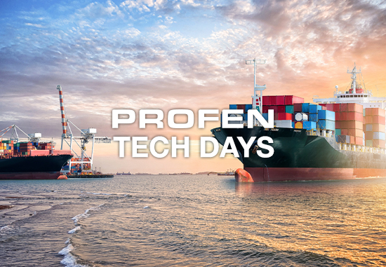 Profen Tech Days - Denizcilik Sektöründe Güvenli ve Kesintisiz Uydu Hizmetleri