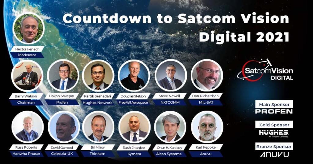 Profen'in Ana Sponsorluğunda Düzenlenen Satcom Vision Digital